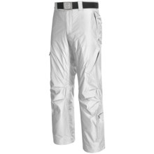 Bogner Aros Ski Pants - Insulated (For Men) in Off White - Closeouts
