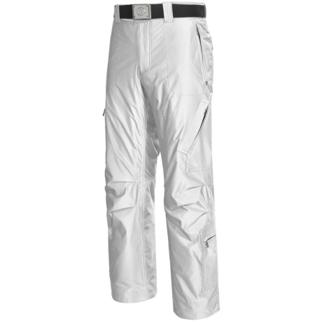 Bogner Aros Ski Pants - Insulated (For Men) in Off White
