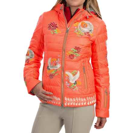 Bogner Ava-D Down Ski Jacket (For Women) in Mexican Orange - Closeouts