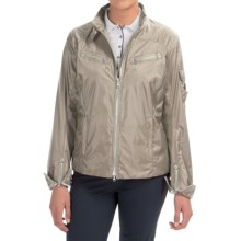 Bogner Baika Crop Golf Jacket (For Women) in Beige - Closeouts