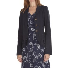 Bogner Branca Blazer (For Women) in Midnight - Closeouts