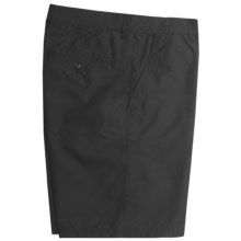 Bogner Brody Golf Shorts - Microfiber (For Men) in Black - Closeouts