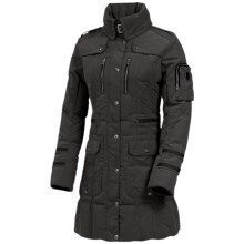 Bogner Celia-D Down Coat (For Women) in Black - Closeouts