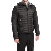 Bogner Clark-D Down Jacket - Insulated (For Men) in Black - Closeouts