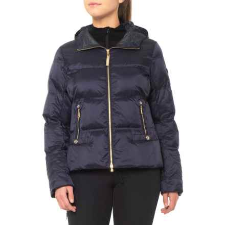 Bogner Cora-D Down Ski Jacket - Waterproof (For Women) in Blue - Closeouts