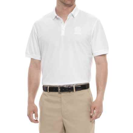 Bogner Daniel Polo Shirt - Short Sleeve (For Men) in White - Closeouts