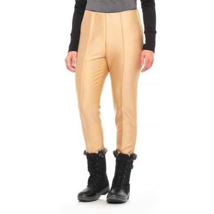 Bogner Elaine stretch Ski Pants (For Women) in Beige - Closeouts