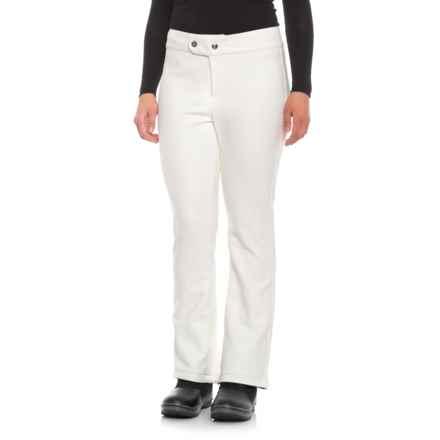 Bogner Emilia-2 Ski Pants - Waterproof (For Women) in Off White - Closeouts