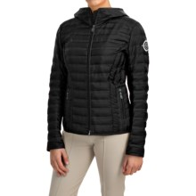Bogner Filipa-D Down Ski Jacket (For Women) in Black - Closeouts