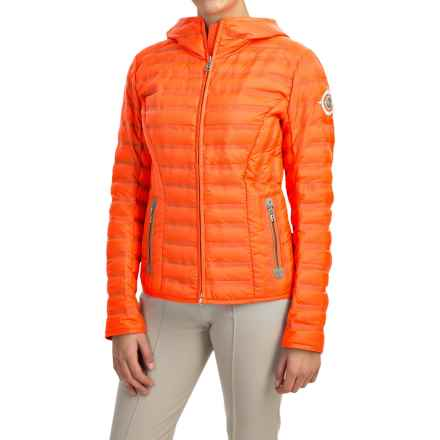 Bogner Filipa-D Down Ski Jacket (For Women) in Mexican Orange - Closeouts