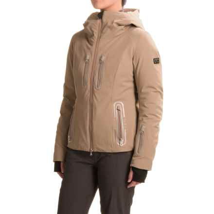Bogner Fiola-D Down Ski Jacket (For Women) in Taupe - Closeouts
