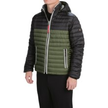 Bogner Fire + Ice Blake-D Down Jacket - 600 Fill Power (For Men) in Forest - Closeouts