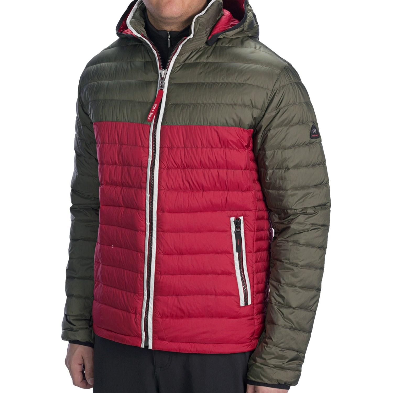 bogner fire ice blake d down jacket for men save 59. Black Bedroom Furniture Sets. Home Design Ideas