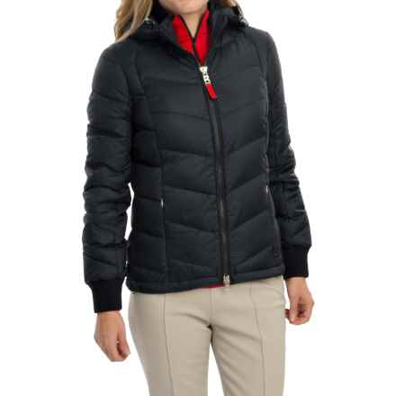 Bogner Fire + Ice Caila-D Down Jacket - 600 Fill Power (For Women) in Midnight - Closeouts