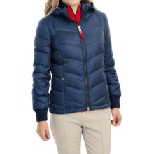 Bogner Fire + Ice Caila-D Down Jacket - 600 Fill Power (For Women) in Sapphire Blue - Closeouts