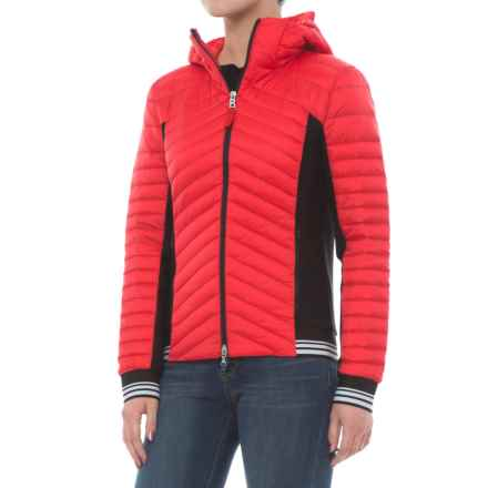 Bogner Fire + Ice Carlin-D Down Jacket - 600 Fill Power (For Women) in Red - Closeouts