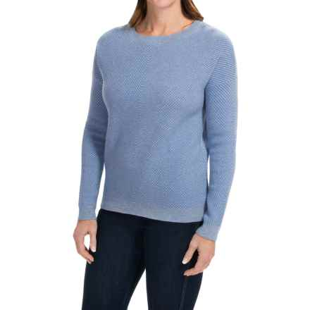 Bogner Fire + Ice Cecile Sweater (For Women) in Alaska Blue - Closeouts