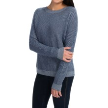 Bogner Fire + Ice Cecile Sweater (For Women) in Saphire Blue - Closeouts