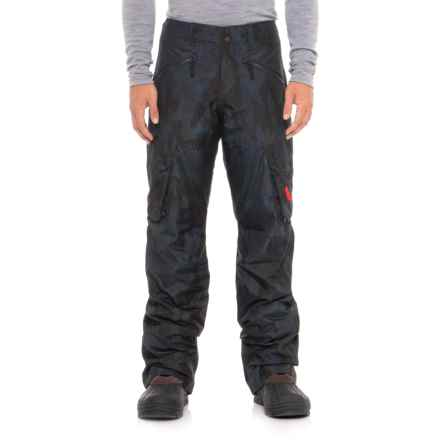 Bogner Fire + Ice Clas Camo Ski Pants - Waterproof, Insulated (For Men) in Navy Blue - Closeouts