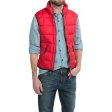 Bogner Fire + Ice Dante-D Down Vest - 600 Fill Power (For Men) in Red - Closeouts