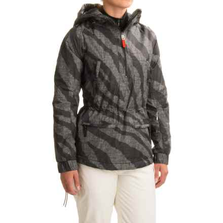 Bogner Fire + Ice Emia Printed PrimaLoft® Ski Jacket - Waterproof, Insulated, Zip Neck (For Women) in Black Zebra - Closeouts