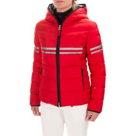 Bogner Fire + Ice Fia-D Down Ski Jacket - 600 Fill Power (For Women) in Red - Closeouts
