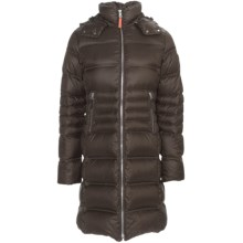 Bogner Fire + Ice Filipa-D Down Coat - 800 Fill Power (For Women) in Dark Olive - Closeouts