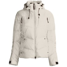 Bogner Fire + Ice Hannah-D Down Jacket - 800 Fill Power (For Women) in Chalk - Closeouts