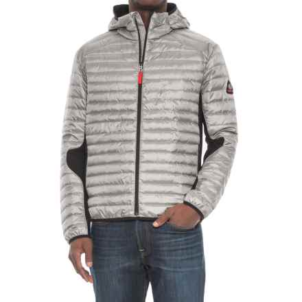 Bogner Fire + Ice Harvey Lightweight Down Jacket - 600 Fill Power (For Men) in Silver - Closeouts