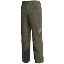Bogner Fire + Ice Jake Ski Pants - Insulated (For Men) in Dark Olive - Closeouts