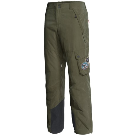 Bogner Fire + Ice Jake Ski Pants - Insulated (For Men) in Dark Olive