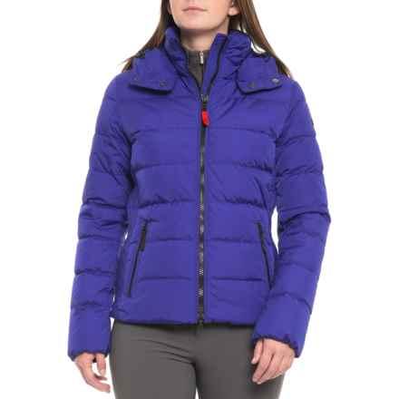 Bogner Fire + Ice Lela2 Down Ski Jacket (For Women) in Purple - Closeouts