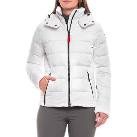 Bogner Fire + Ice Lela2 Down Ski Jacket (For Women) in White - Closeouts