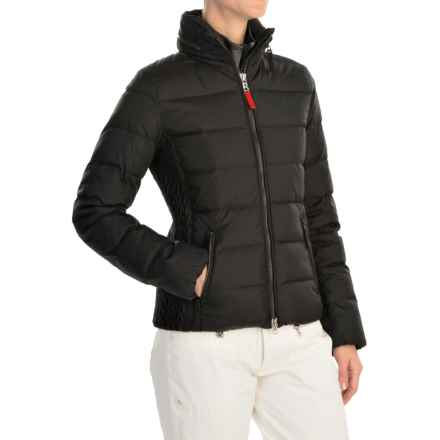 Bogner Fire + Ice Lenja2-D Down Ski Jacket - 600 Fill Power (For Women) in Black - Closeouts