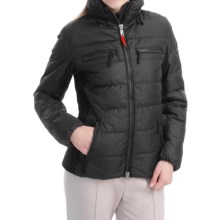 Bogner Fire + Ice Lennja-D Down Ski Jacket - 600 Fill Power (For Women) in Black - Closeouts