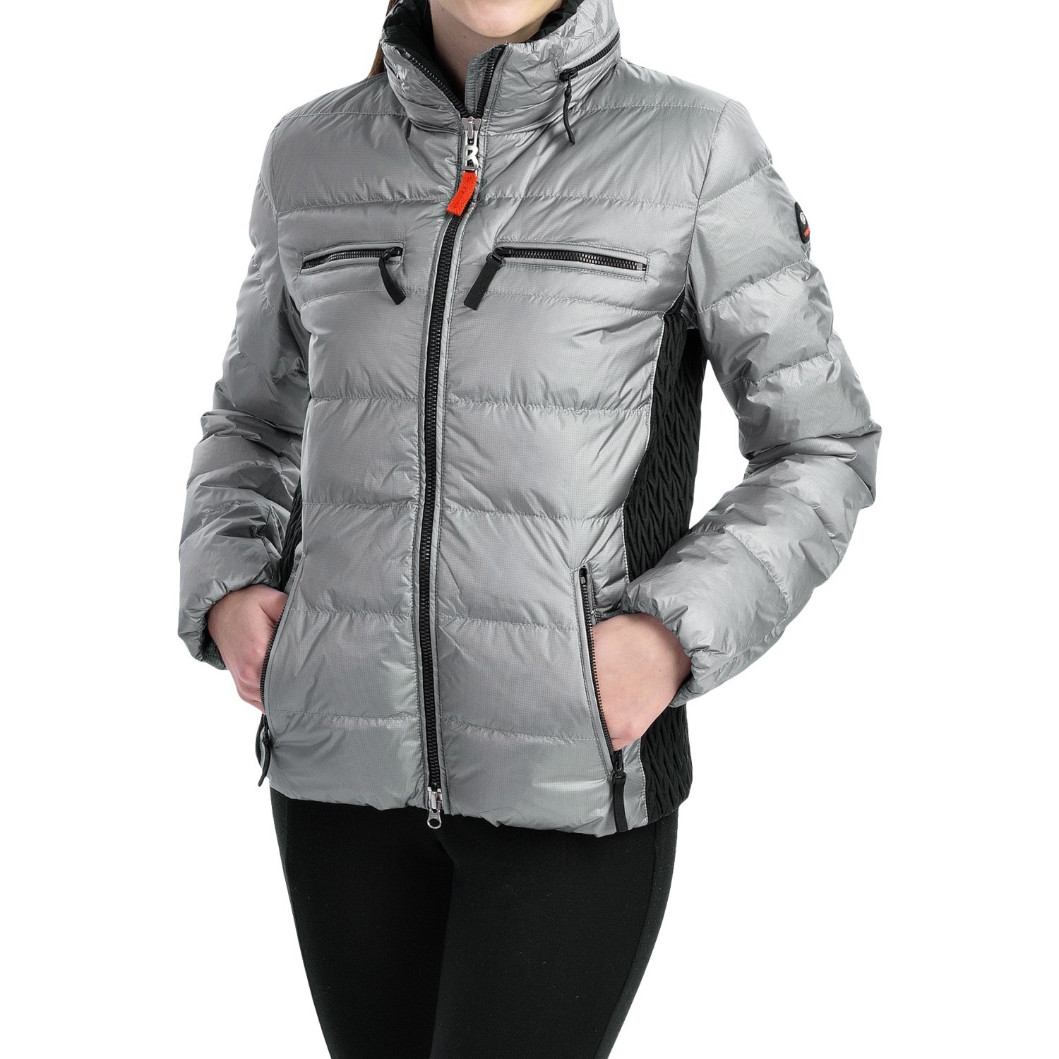 bogner fire ice lennja d down ski jacket for women save 28. Black Bedroom Furniture Sets. Home Design Ideas