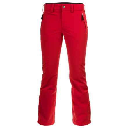 Bogner Fire + Ice Lindy Techno Stretch Ski Pants - Waterproof, Insulated (For Women) in Red - Closeouts