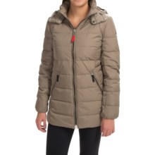 Bogner Fire + Ice Nera-D Down Parka - 600 Fill Power (For Women) in Trench - Closeouts