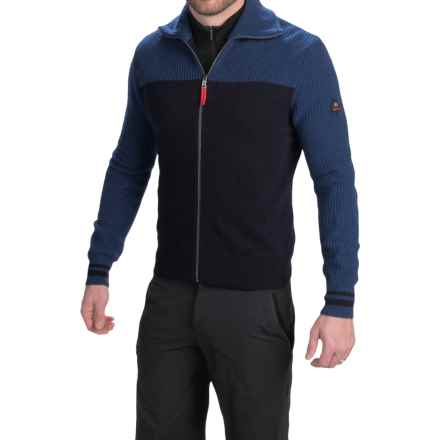 Bogner Fire + Ice Pavel Sweater - Full Zip (For Men) in Midnight - Closeouts