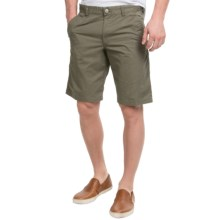 Bogner Fire + Ice Peet-G Shorts (For Men) in Dark Khaki - Closeouts