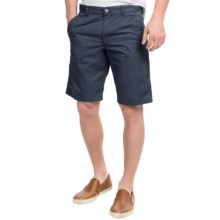 Bogner Fire + Ice Peet-G Shorts (For Men) in Navy - Closeouts