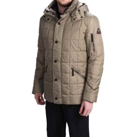 Bogner Fire + Ice Peppe-D Down Jacket - 600 Fill Power (For Men) in Trench - Closeouts