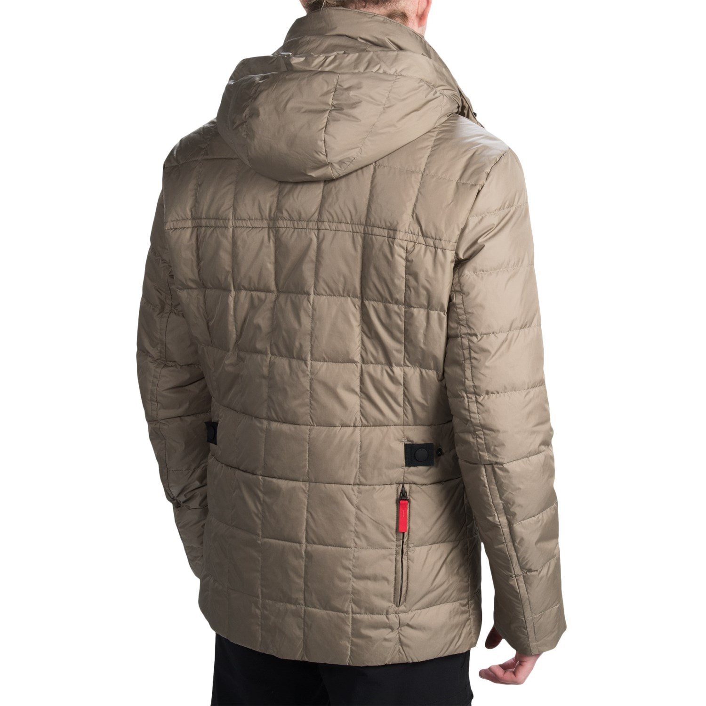 bogner fire ice peppe d down jacket for men save 59. Black Bedroom Furniture Sets. Home Design Ideas