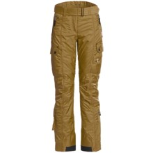 Bogner Fire + Ice Raffaela Ski Pants - Waterproof, Insulated (For Women) in Gold - Closeouts