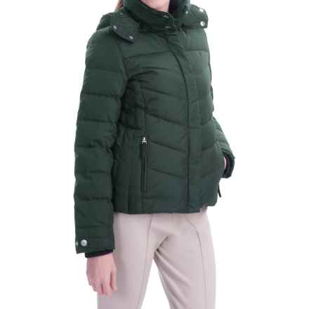 Bogner Fire + Ice Sally-D Down Ski Jacket - 600 Fill Power (For Women) in Bottle Green - Closeouts