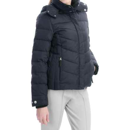 Bogner Fire + Ice Sally-D Down Ski Jacket - 600 Fill Power (For Women) in Midnight - Closeouts