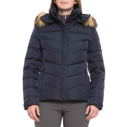 Bogner Fire + Ice Sally Down Ski Jacket (For Women) in Navy - Closeouts
