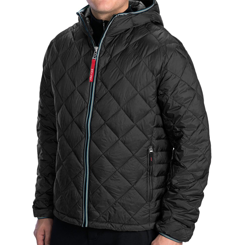 bogner fire ice scott d down jacket 600 fill power for men in black. Black Bedroom Furniture Sets. Home Design Ideas