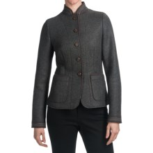 Bogner Fire + Ice Sisi Blazer (For Women) in Dark Grey - Closeouts