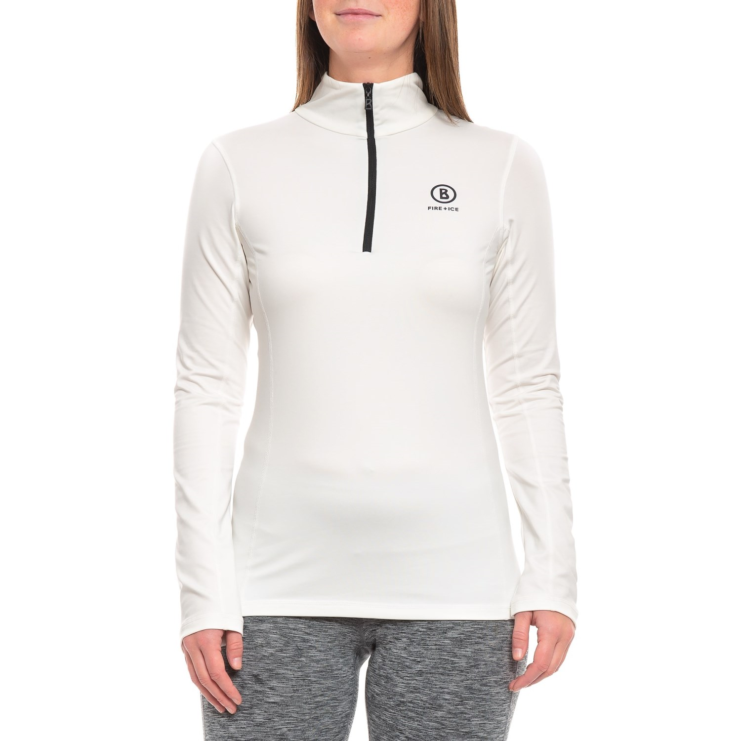 no sale tax wholesale price outlet boutique Bogner Fire + Ice Ski Alexia Base Layer Top (For Women ...